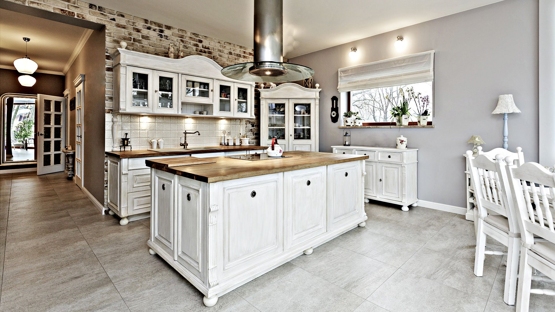 A R Home Renovation Corp Remodeled Kitchen 2